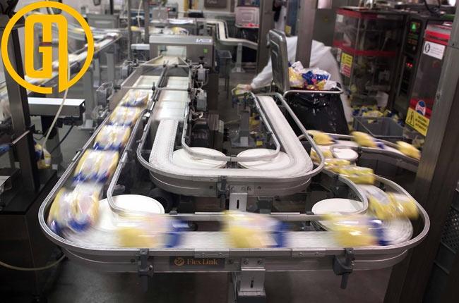 băng tải lưới inox thực phẩm