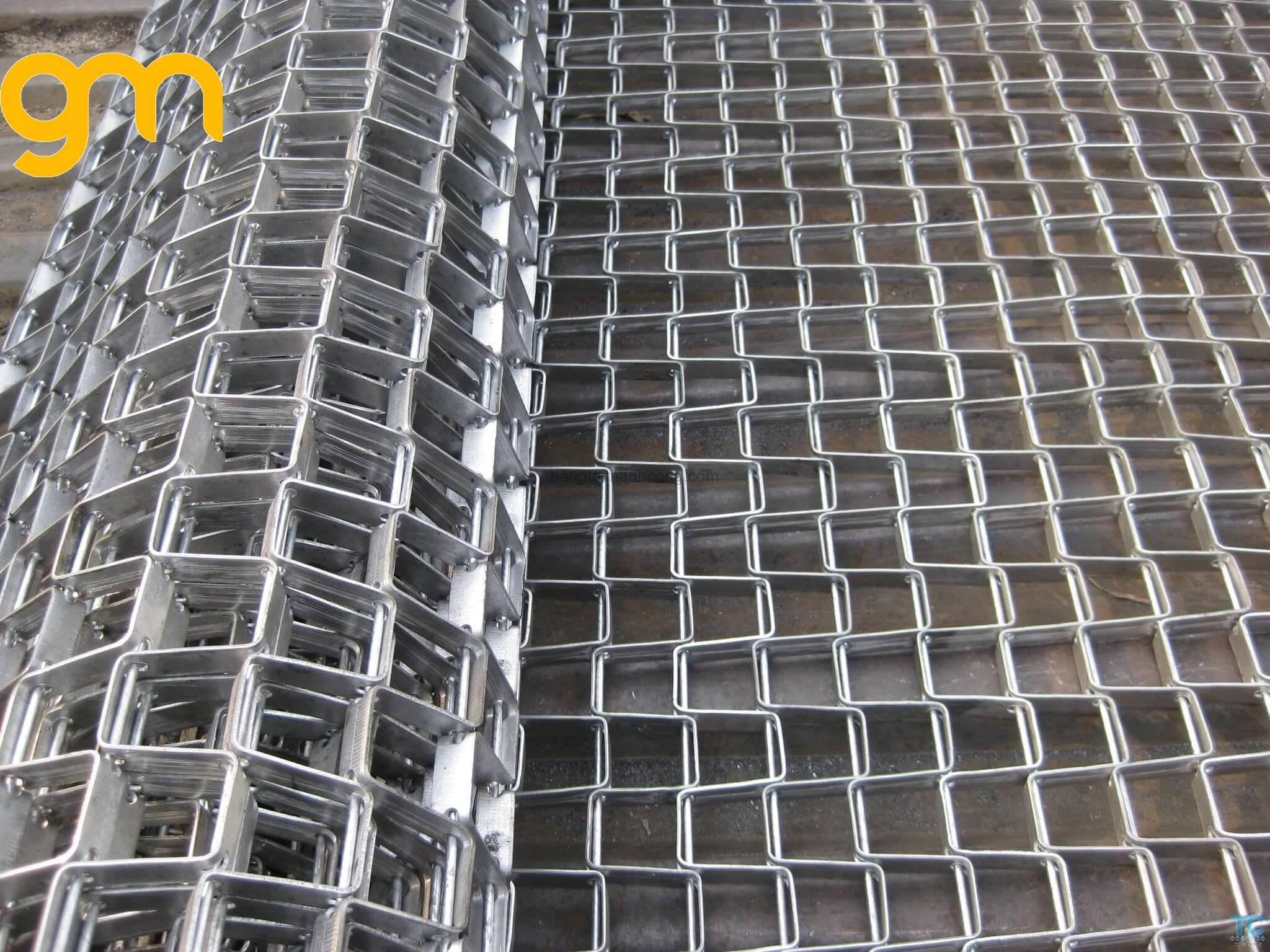 lưới băng tải lưới inox 304