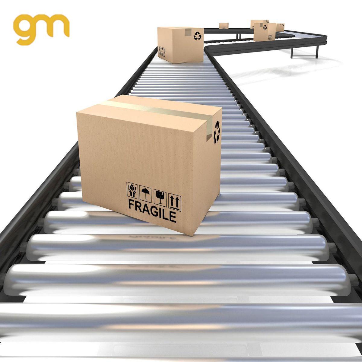 băng tải thùng carton