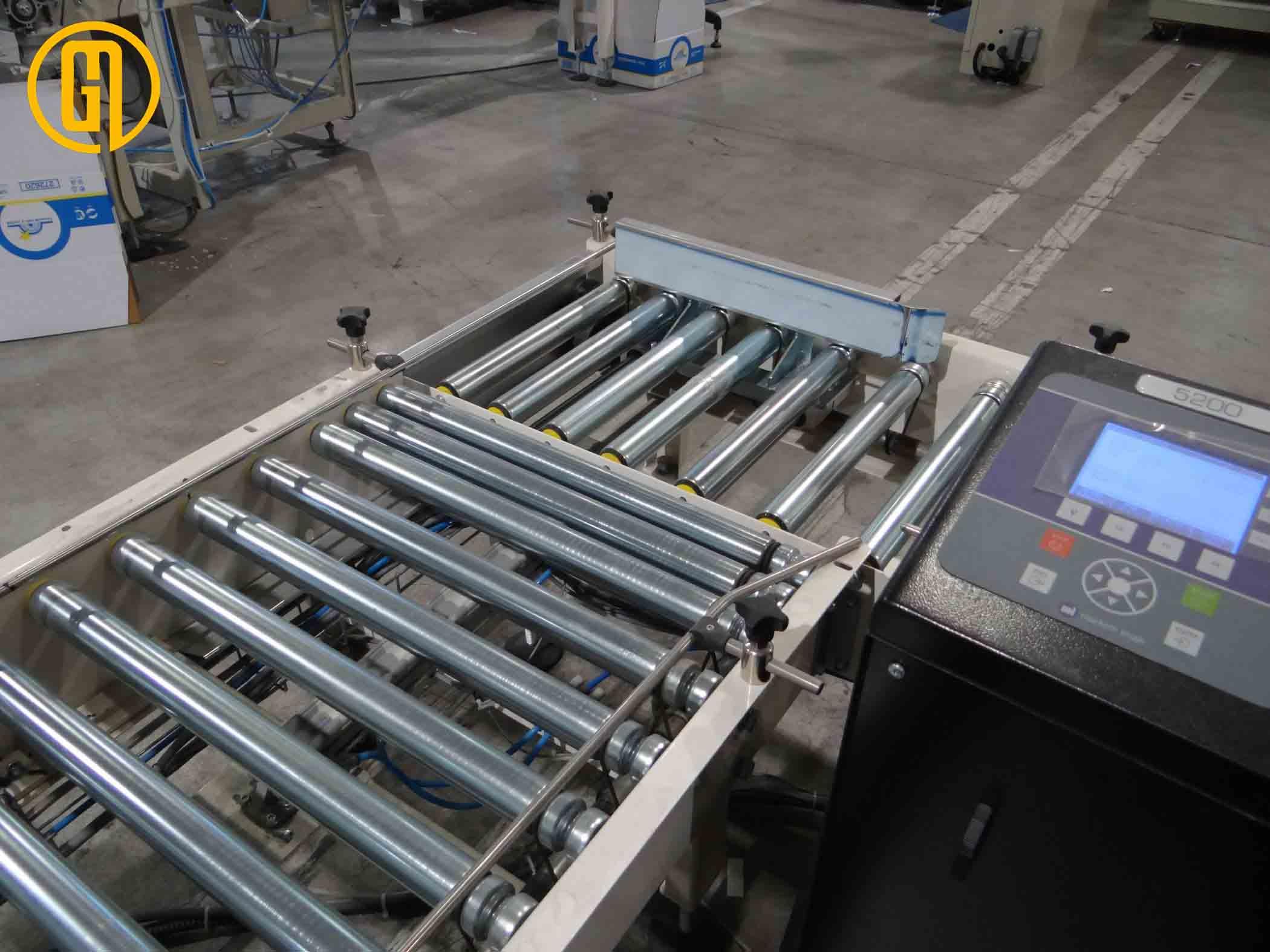 sản xuất băng tải con lăn